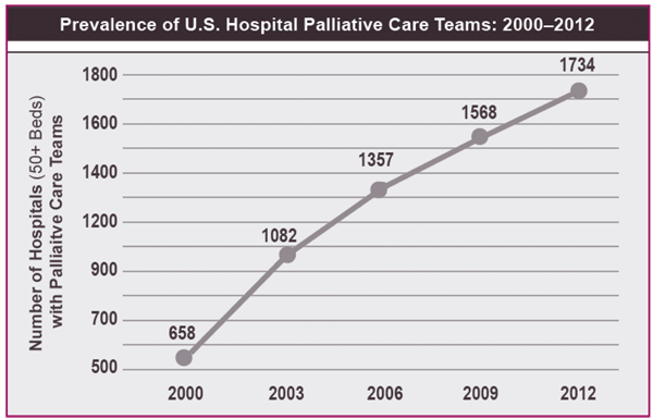 The Current and Potential Role of Palliative Care for the