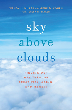 Cover of the Book titled Sky Above Clouds