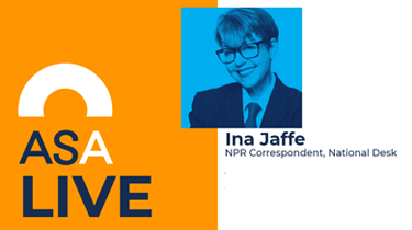 ASA Live with Ina Jaffe